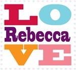 I Love Rebecca