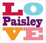 I Love Paisley