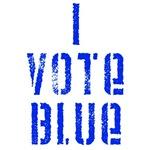 I Vote Blue