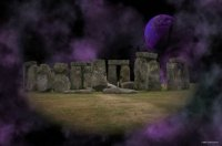 Stonehenge Sky