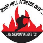 Hell Freezing Over - WOMEN