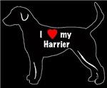 Harrier Hound Heart