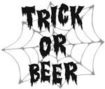 Halloween Trick Or Treat Beer