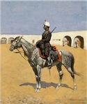 Cavalryman of Line