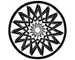 26. Pentagrams #2 - Solid