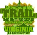 Appalachian. Virginia