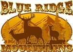 Blue Ridge Mountains T-shirts