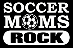 Soccer Moms Rock t-shirts