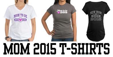 Mom 2015 t-shirts