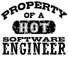 Property of a Hot Software Engineer