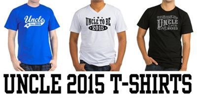 Uncle 2015 t-shirts
