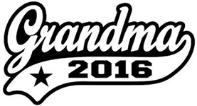 Grandma 2016 t-shirt