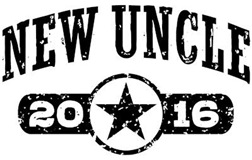 New Uncle 2016 t-shirt