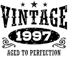 Vintage 1997 t-shirts