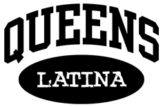Queens Latina t-shirts