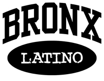 Bronx Latino t-shirt