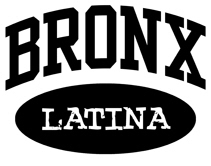 Bronx Latina t-shirt