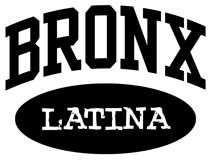 Bronx Latina t-shirt