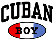 Cuban Boy t-shirts