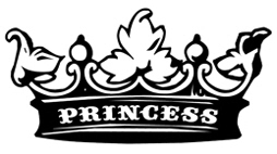 Princess t-shirts