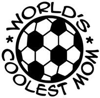 World's Coolest Soccer Mom t-shirt