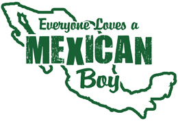 Mexican Boy t-shirt