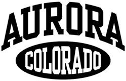 Aurora Colorado t-shirts