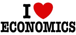 I Love Economics t-shirts