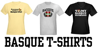 Basque t-shirts