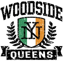 Woodside Queens NY Irish t-shirts