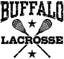 Buffalo Lacrosse t-shirts