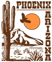 Phoenix Arizona t-shirts