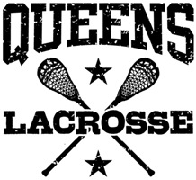 Queens Lacrosse t-shirts