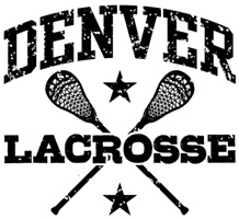 Denver Lacrosse t-shirts