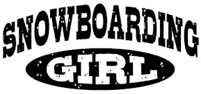 Snowboarding Girl t-shirts