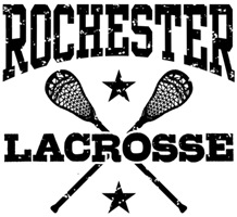 Rochester Lacrosse t-shirts