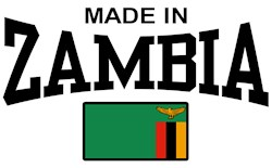 Made In Zambia t-shirts