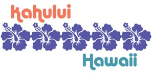 Kahului Hawaii t-shirt