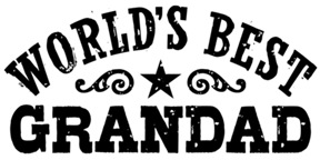 World's Best Grandad t-shirts