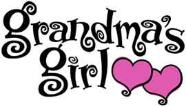 Grandma's Girl t-shirts