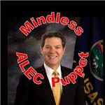 Mindless ALEC Puppet