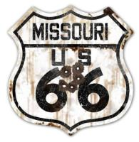 Missouri Worn Route 66