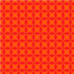 Red Orange Diamonds