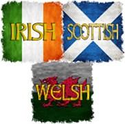 Irish Scottish Welsh Designs