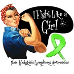 NonHodgkins I Fight Like a Girl