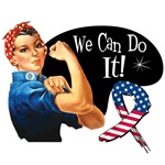 We Can Do It Rosie The Riveter Patriotic Shirts
