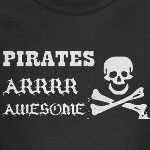 Pirates Arrr Awesome