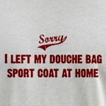 Douche Bag Sport Coat