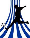 Born to kick soccer
