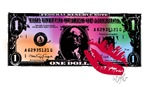 Colorful Dollar Bill